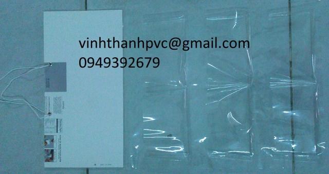 Túi PVC đựng hàng quảng cáo