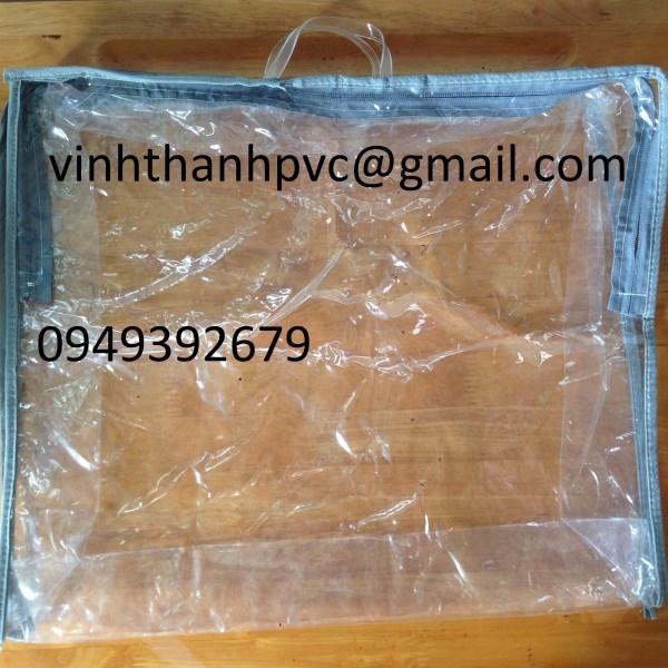 Túi nhựa PVC đựng chăn ga