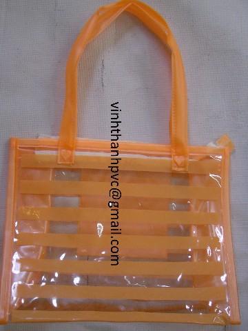 Túi Xách Thời Trang Nhựa PVC