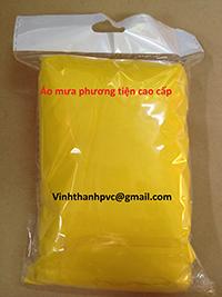 Túi Nhựa PVC Đựng Áo Mưa