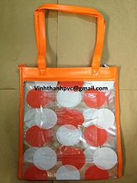 Túi Nhựa PVC Đựng Bỉm Quảng Cáo